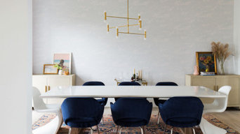 District Loom Styled Shoot Dining Room