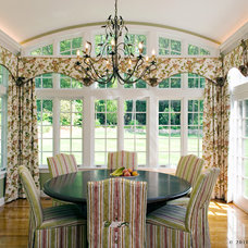 Traditional Dining Room by Divine Design+Build