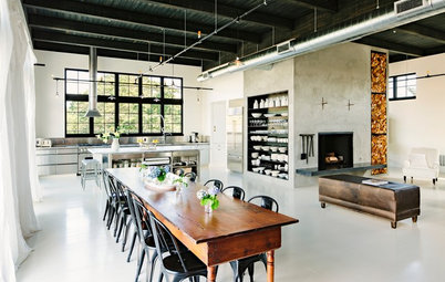 Man Space: True-to-Style Dining Spaces