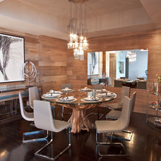 Contemporary Dining Room by DKOR Interiors Inc.- Interior Designers Miami, FL