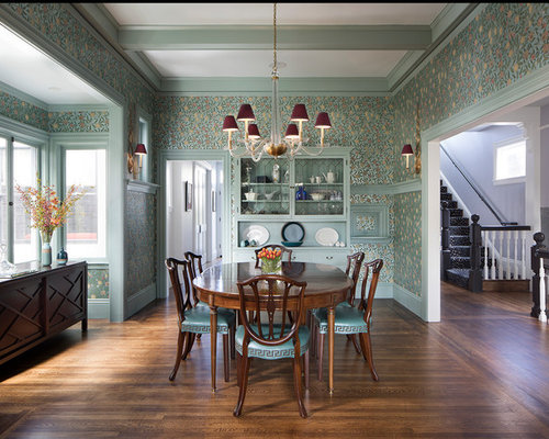 victorian dining room design ideas, remodels & photos