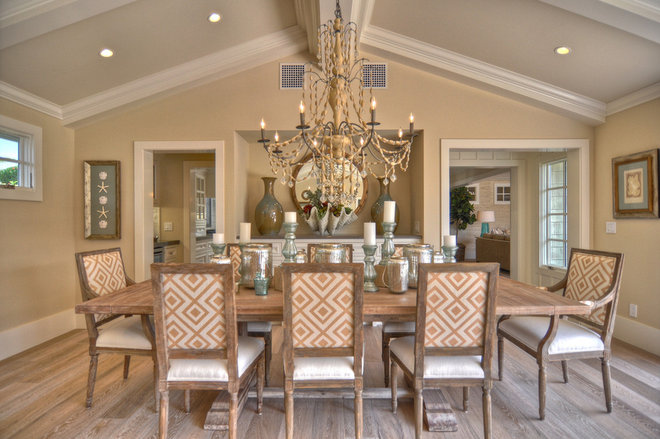 Traditional Dining Room by Details a Design Firm