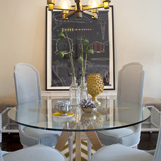 Contemporary Dining Room by For People design
