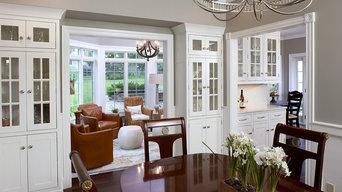 Door style: Pendleton 275 Inset     Species: Paint grade     Finish: White