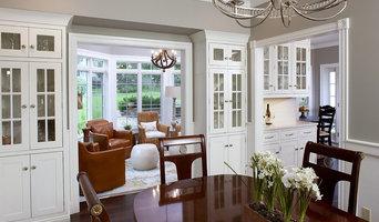Door style: Pendleton 275 Inset  |  Species: Paint grade  |  Finish: White