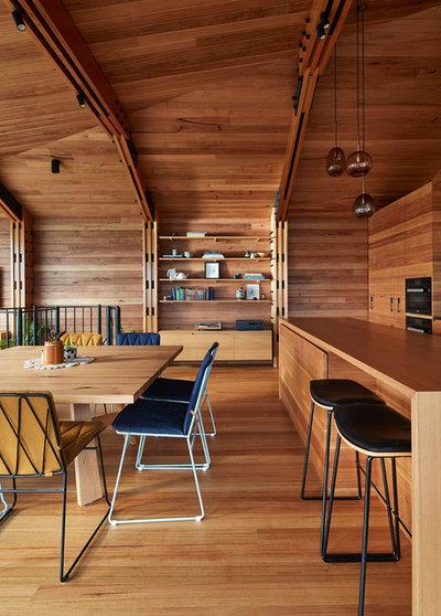 Esszimmer by Austin Maynard Architects