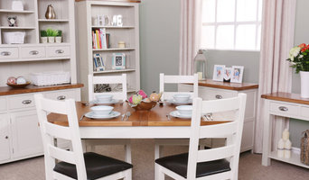 Dove Dining Room by Whyte Ridge