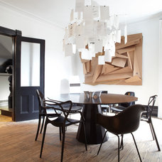 Contemporary Dining Room by stephane chamard