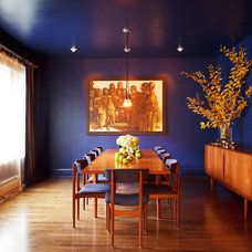 Modern Dining Room by Edward DeLeon