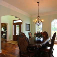 Traditional Dining Room by Cole Builders