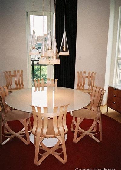 Moderno Comedor by Doyle McCullar Fine Interiors