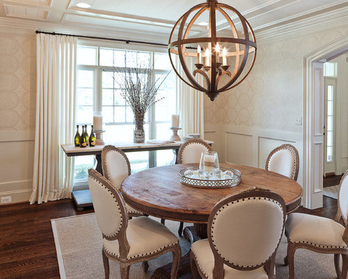 Unique Round Dining Table | Houzz Part 38