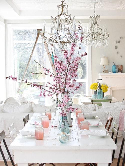 Center Table Flower Arrangement