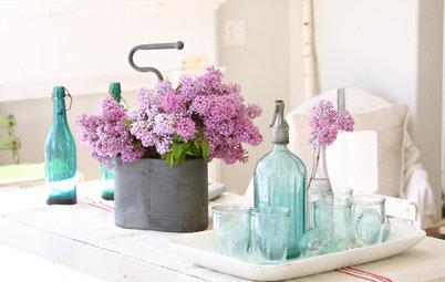 Idées récup' : Détournez des objets du quotidien en vases petit budget