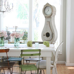 dining room by Dreamy Whites