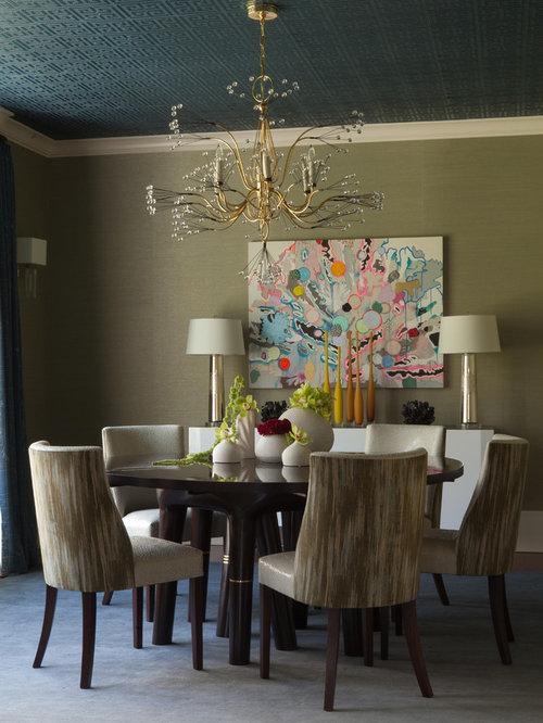 Greek Key Wallpaper Home Design Ideas Pictures Remodel