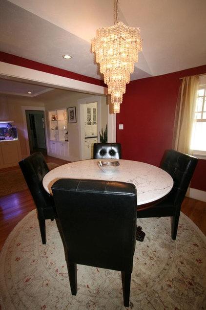 Craftsman Dining Room Duggan residence