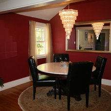 Traditional Dining Room Duggan residence