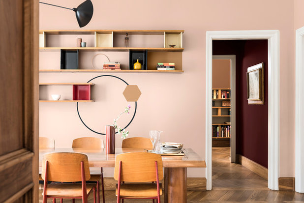 Moderno Comedor by Dulux