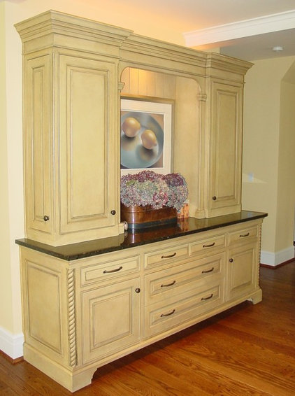 Traditional Dining Room by Eagle Designs and Woodworking, Inc.