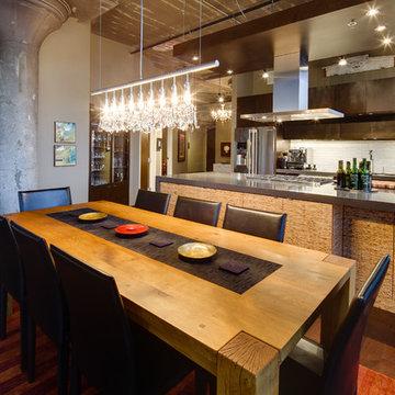 Dwelling Designs Warehouse District Loft