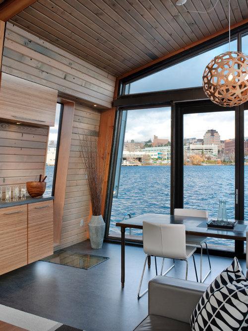 Interior Wood Paneling | Houzz