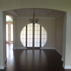 Asian Dining Room by CornerStone Homes, LLC