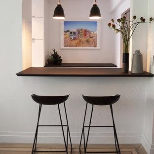 Fotos de comedores | Diseños de comedores modernos con suelo de ...