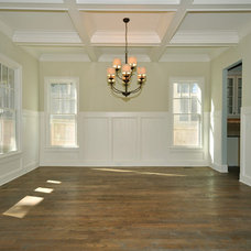 Craftsman Dining Room by Kathy and Mary - Connecting Atlanta