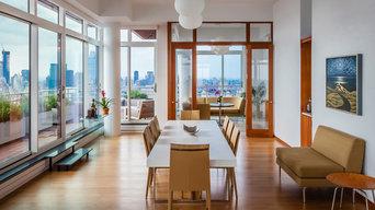 East River Penthouse Apartment