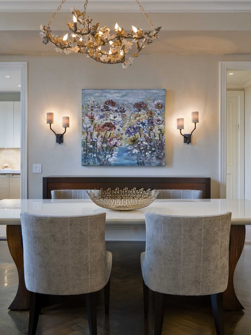 Wall Lights In Dining Room : Dining Room Sconces Houzz