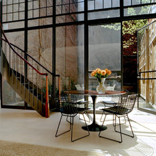 Contemporary Dining Room by BWArchitects (formerly Basil Walter Architects)