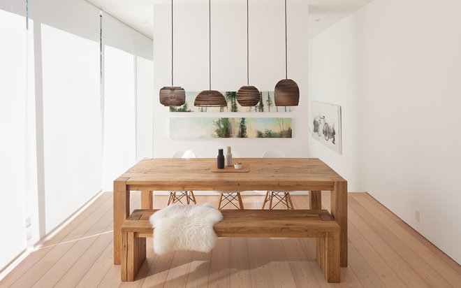 Contemporary Dining Room by splyce design