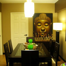 Asian Dining Room by hollingsworth-east braves design
