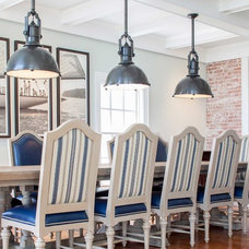 Beach Style Dining Room by Bountiful