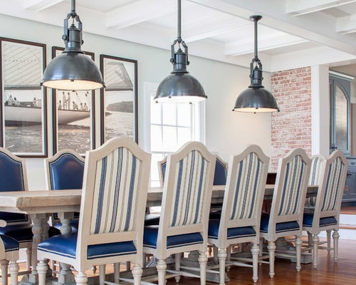 Blue Dining Chairs | Houzz