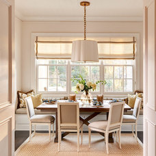 Traditional Dining Room by Gerrard Builders