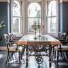 Houzz Tour: Vintage Finds and Period Details in Northern Ireland