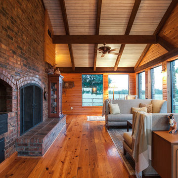 Eclectic Craftsman with Mother-in-law Suite