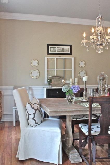 Eclectic Dining Room Eclectic Dining Room
