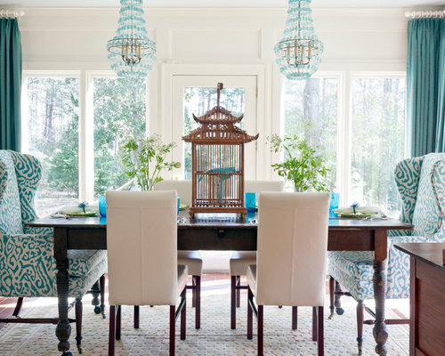 Upholstered Dining Room Chairs Ideas Pictures Remodel and Decor