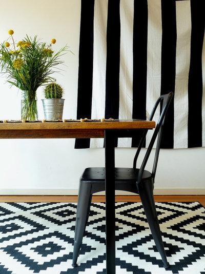 Eclettico Sala da Pranzo Eclectic Dining Room
