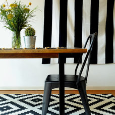 Eclectic Dining Room by The Eclectic Creative Studio