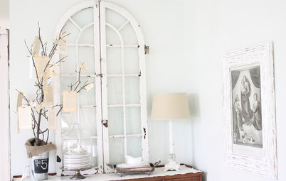 Uncover Your Junk's Hidden Decorating Potential — Scads of DIY Ideas