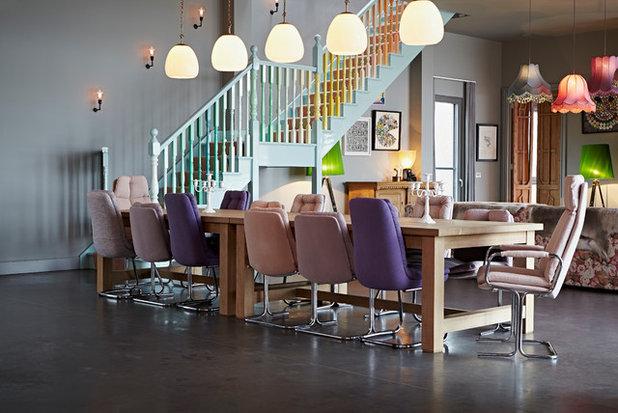 Eklektisk Spisestue Eclectic Dining Room