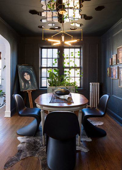 Eclectic Dining Room by Studio Sven
