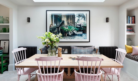 My Houzz: A Period Home Transformed by Bold Colour