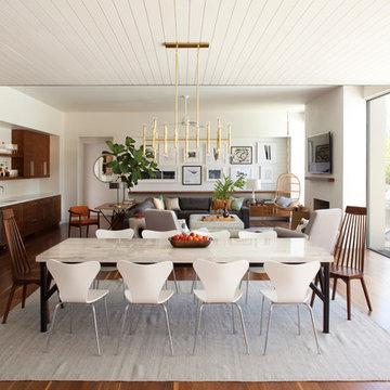 Eclectic Mid-Century - Rancho Mirage