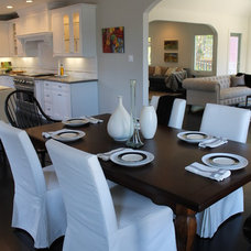 Traditional Dining Room by Madison Modern Home