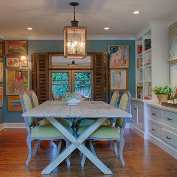 Eclectic Ranch Style